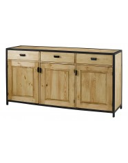 Buffet bahut buffet bois buffet teck importateur for City meuble catalogue